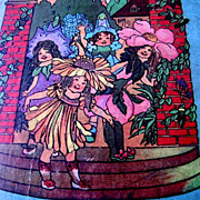 3 Classic Children's Books *Flower Children*Wild Flower Children & Bird Children