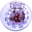 Royal Bayreuth Children's Plate Little Jack Horner