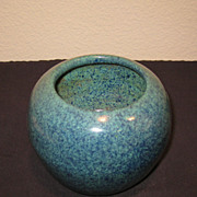 Chinese Porcelain Blue Brush Washer