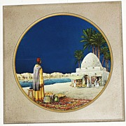 Exquisite 1940�s Prints of Egyptian Scenes