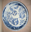 Japanese Arita Porcelain Blue and White Bowl