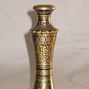 19th Century Japanese Satsuma Vase by Kinkozan
