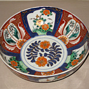 Japanese 19th C. Imari Bowl