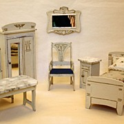Superb Art Nouveau Bedroom by Albin Sch�nherr