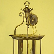 Elegant Hall Brass Lantern