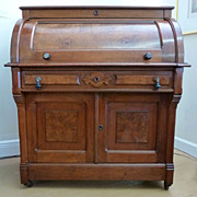 American Cylinder Top Desk, Late 19th Century