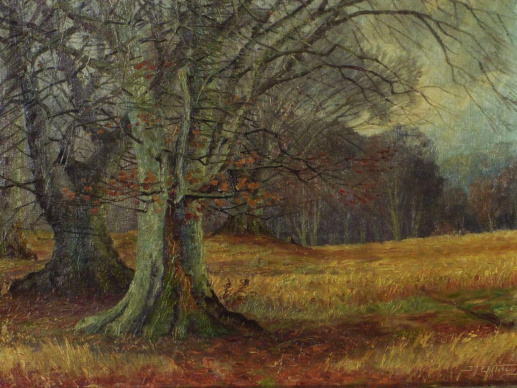 Danish Famous Painting