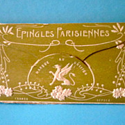 SALE Vintage Package of Unique French Toilette Pins