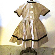 SALE Vogue labeled Doll Dress from the 1950's