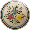 Stangl Dinner Plates Country Garden Pattern