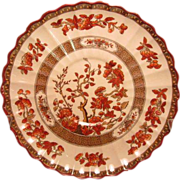 "Spode Copeland ""India Tree"" Saucer for Soup Bowl"