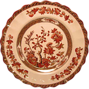 Spode Copeland  &quot;India Tree&quot;  6 1/2&quot; Plate