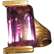 SALE Amethyst Ring