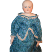 Vintage Bisque Doll Artist Solid Dome Beautiful Face