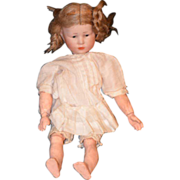 Antique Doll Bisque Kammer & Reinhardt 101 Character Bisque