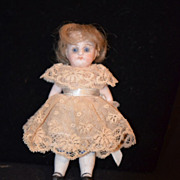 Antique Doll Bisque Miniature Dollhouse
