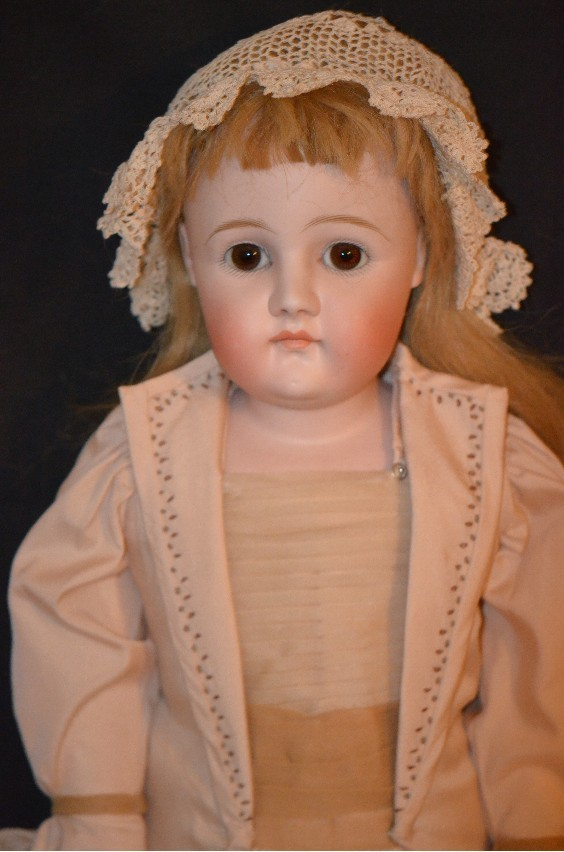 ON HOLD FOR P. ON HOLD Antique Doll Bisque Kestner Character Closed from oldeclectics on Ruby Lane