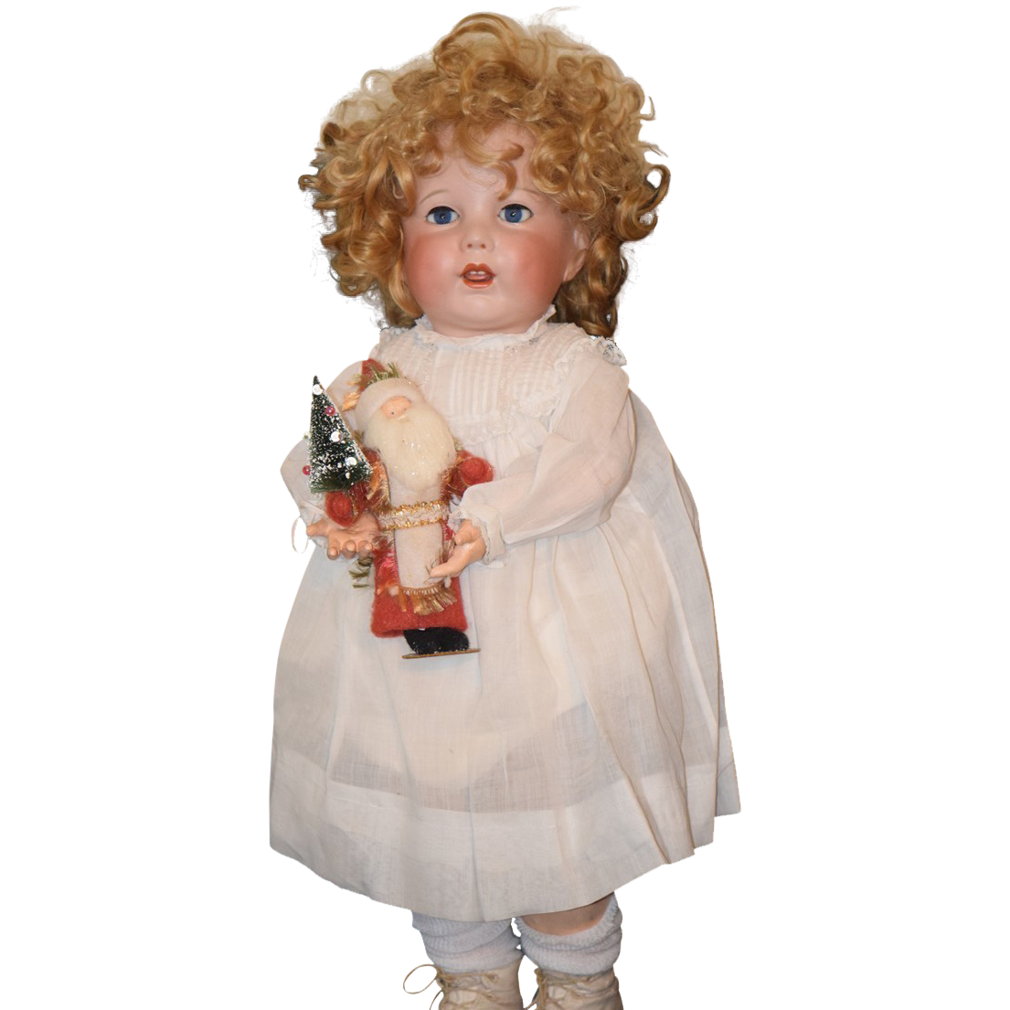 Antique Doll French Bisque Twirp Character 251 Sfbj