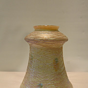 Quezal bell shaped shade