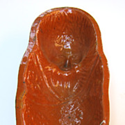 SALE 19th Century Redware Mold