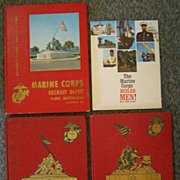 Vietnam Era U. S. Marine Corps, Parris Island, SC Yearbooks