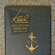 Keel USN Yearbook, 1966