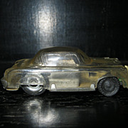 Vintage Miniature Friction Car