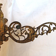 Bronze Plant Hook, 19th century