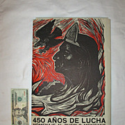 "Mexican Prints: ""Taller Grafica 450 Anos De Lucha"", First Edition"