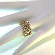 Full of Heart Diamond 14k Ring