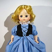 Madame Alexander Doll, Goldilocks, MIB