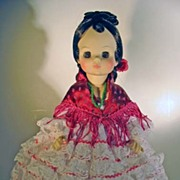 Madame Alexander Doll Carmen, Original Box