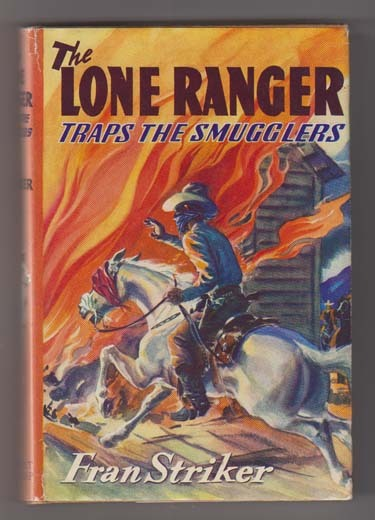The Lone Ranger Traps the Smugglers