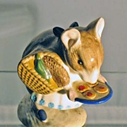 Beatrix Potter Appley Dapply by Beswick