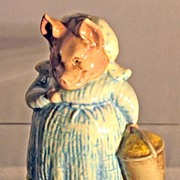 Beatrix Potter Aunt Pettitoes by Beswick