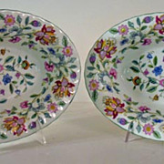 Minton Haddon Hall Serving Bowl, 1949
