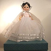 Madame Alexander Doll, Snow White, MIB