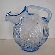 Caprice 80oz Blue Ball Pitcher by Cambridge