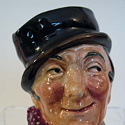 SOLD Royal Doulton Sam Weller Character Jug