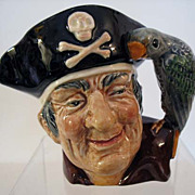 Royal Doulton Character Jug Long John Silver