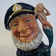 Royal Doulton Old Salt Character Jug