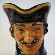 Royal Doulton Character Jug, Dick Turpin