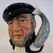 Royal Doulton Captain Ahab Character Jug