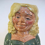 Royal Doulton Toby, Betty Bitters the Barmaid
