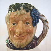 Royal Doulton Character Jug, Bacchus