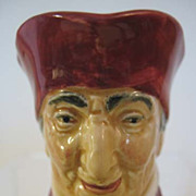 Royal Doulton Character Jug The Cardinal