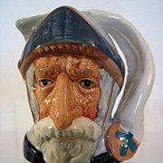 Royal Doulton Character Jug, Don Quixote