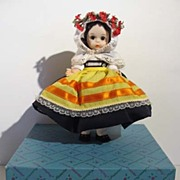 Madame Alexander Doll, Greece, Mint in Box