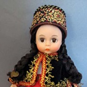Madame Alexander Doll, Algeria, Original Box