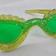 SOLD Vintage MA Cissy Dollikin Fashion Doll Glitter Sunglasses